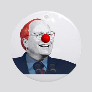 Clown Cheney Keepsake (Round)