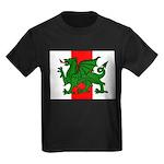 Midrealm Ensign Kids Dark T-Shirt