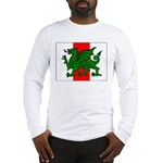 Midrealm Ensign Long Sleeve T-Shirt