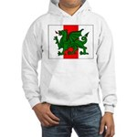 Midrealm Ensign Hooded Sweatshirt
