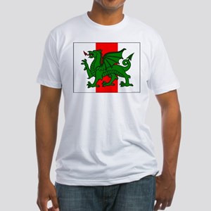 Midrealm Ensign Fitted T-Shirt
