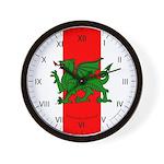 Midrealm Ensign Wall Clock