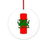 Midrealm Ensign Ornament (Round)