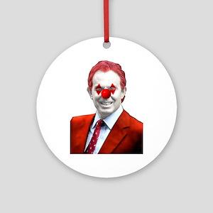 Clown Blair Keepsake (Round)