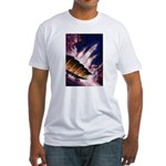 Ion Trails Fitted T-Shirt