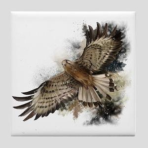 Falcon Flight Tile Coaster