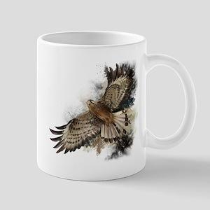 Falcon Flight 11 oz Ceramic Mug
