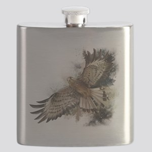 Falcon Flight Flask