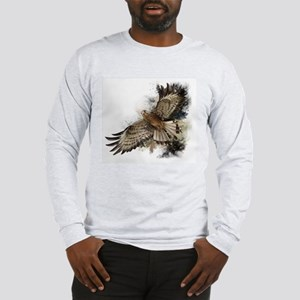 Falcon Flight Long Sleeve T-Shirt