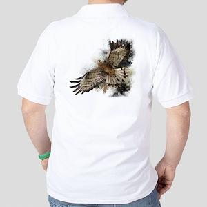 Falcon Flight Polo Golf Shirt