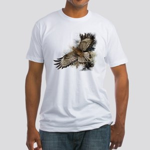 Falcon Flight Fitted T-Shirt