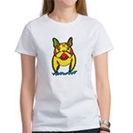 Funky Frenchie Women's T-Shirt
