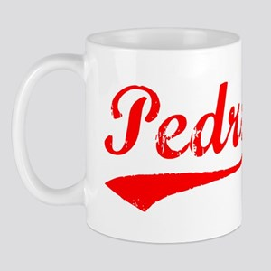 Vintage Pedro (Red) Mug