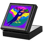Barn Swallow Keepsake Box