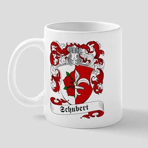 Schubert Family Crest Mug