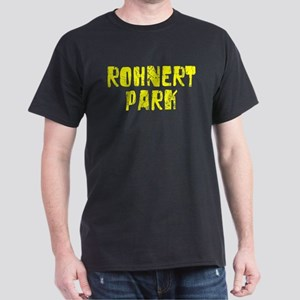 Rohnert Park Faded (Gold) Dark T-Shirt