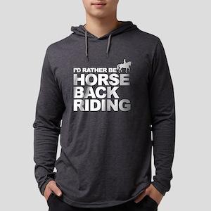 Horseback Riding Gifts for Horse Lovers Long Sleev
