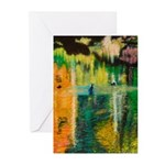 AUTUMN CANTICLE Greeting Cards (Pk of 10)