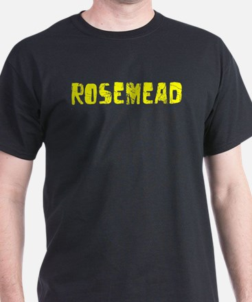 Rosemead Faded (Gold) T-Shirt