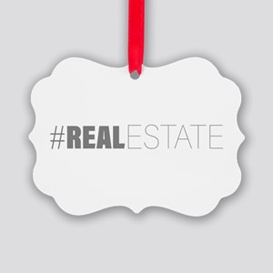 #realestate Ornament