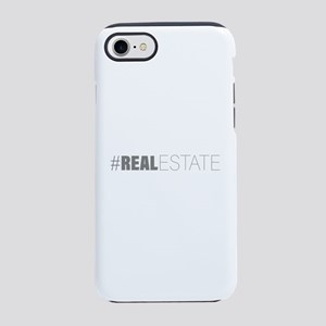 #realestate iPhone 8/7 Tough Case