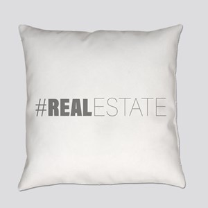 #realestate Everyday Pillow