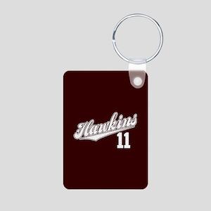 Hawkins 11 Aluminum Photo Keychain