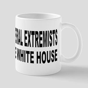 Anti-Obama Anti-Liberal Mug