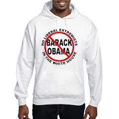 Anti-Obama Anti-Liberal Hoodie