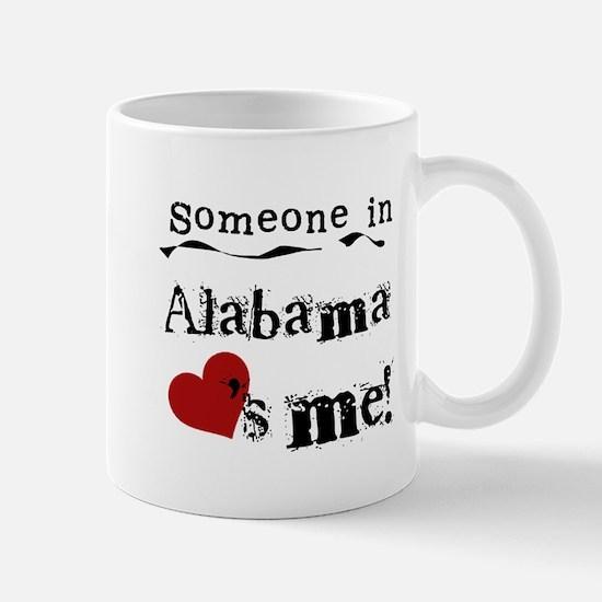 Someone in Alabama Mug