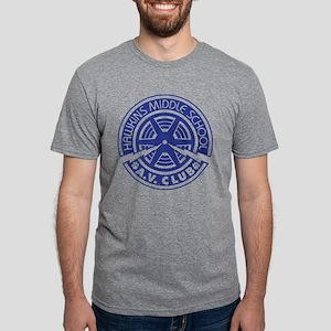 Hawkins Middle AV Club Mens Tri-blend T-Shirt