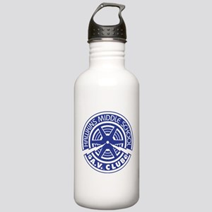Hawkins Middle AV Club Stainless Water Bottle 1.0L