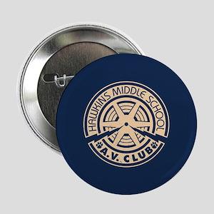 "Hawkins Middle AV Club 2.25"" Button (10 pack)"