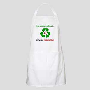 Anti Green BBQ Apron