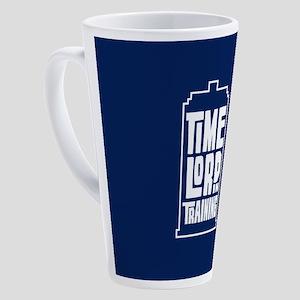 Time Lord In Training 17 oz Latte Mug