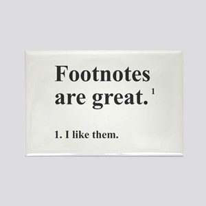 Footnotes Magnets