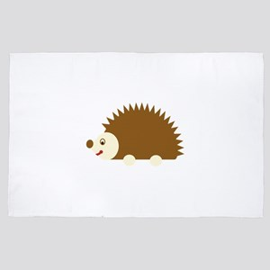 hedgehog 4' x 6' Rug