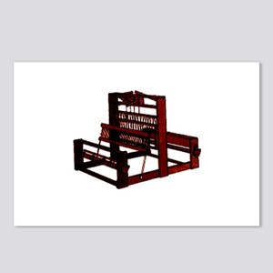 Yarn Crafts - Weaving Loom Postcards (Package of 8