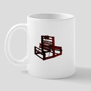 Yarn Crafts - Weaving Loom Mug