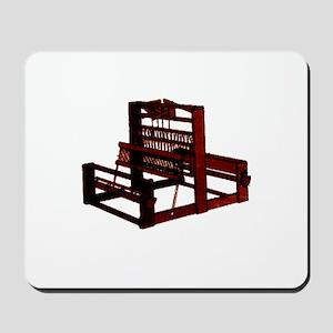 Yarn Crafts - Weaving Loom Mousepad