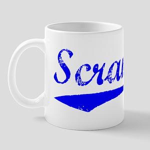 Vintage Scranton (Blue) Mug