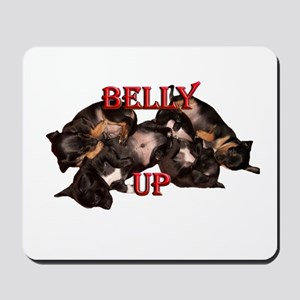 Belly Up Mousepad