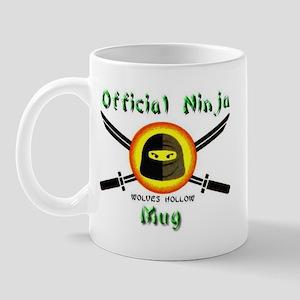 Chi-Chi Fellipe Edition Official Ninja Mug
