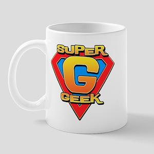 Super Geek Mug