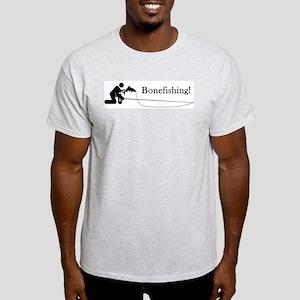 """Bonefishing!"" Light T-Shirt"