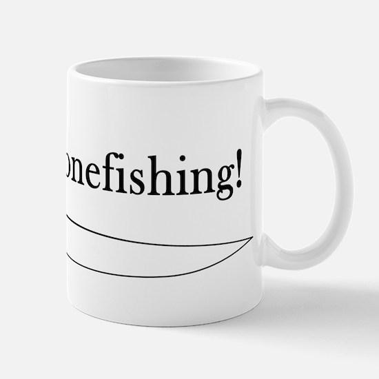 """Bonefishing!"" Mug"