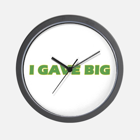 I Gave Big Wall Clock