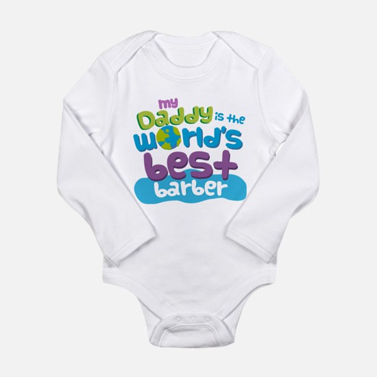 Barber Gifts for Kids Infant Bodysuit Body Suit