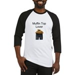 Muffin Lover Baseball Jersey