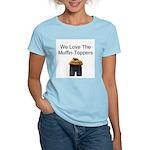 We all Love em.. Women's Light T-Shirt